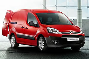 Cheap New Citroen Berlingo Panel Van