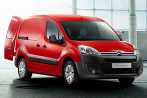 Citroen Berlingo Enterprise L1 BlueHDi 75BHP 625KG Pre-Reg 17 Plate (New Model)