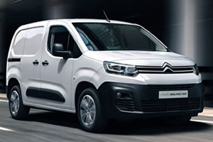 Citroen Berlingo Enterprise BlueHDi 100BHP Stop&Start Manual 850KG Crew Van in White