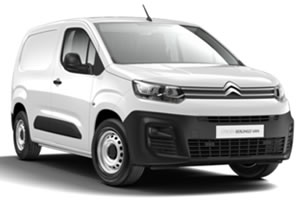 Citroen Berlingo Enterprise M BlueHDi 75BHP Start&Stop Manual 650KG in White