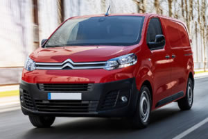 Citroen Dispatch X BlueHDi 95BHP 1000KG XS
