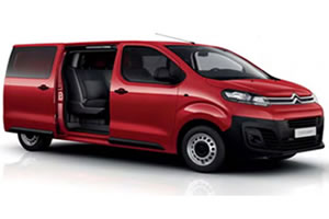 Cheap New Citroen Dispatch Crew Van