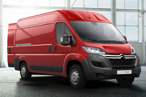 Cheap New Citroen Relay Panel Van