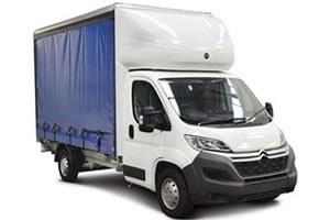Cheap New Citroen Relay Curtainside