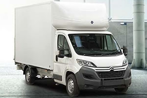 Cheap New Citroen Relay Luton Van