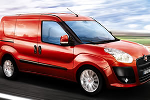 Fiat Doblo Maxi Cargo L2 H1 1.3 95BHP Multijet in White with Side Load Door, Bluetooth and Audio Upgrade