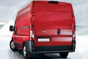 Fiat Ducato Panel Van