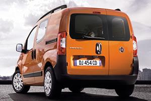 Fiat Fiorino Crew Van