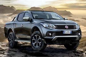 Cheap New Fiat Fullback Pick Up