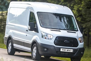 Cheap New Ford Transit Panel Van