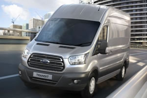 Ford Transit Leader 350 L2 H3 2.0L EcoBlue 130PS FWD Panel Van