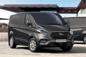 Cheap New Ford Transit Custom Panel Van