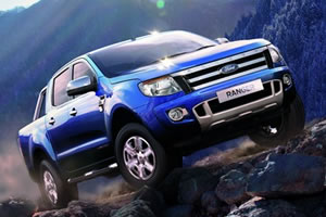 Cheap New Ford Ranger Pick Up