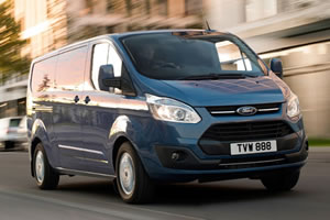 Ford Transit Custom 300 Limited L2 H1 2.0L TDCi 130PS FWD in Diffused Silver - Pre Reg 19 Plate