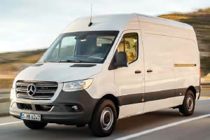Cheap New Mercedes Sprinter Panel Van