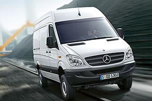 Mercedes Sprinter Panel Van