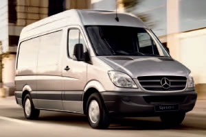 Mercedes Sprinter Panel Van