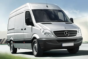 Mercedes Sprinter 314 CDi 3.5T BlueEfficiency LWB High Roof