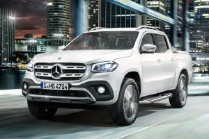 Mercedes X Class Pick Up
