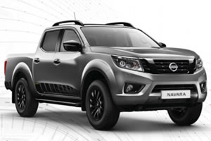Nissan NP300 Navara N-Guard 2.3L DCi 190PS 4WD Double Cab Metallic