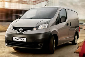 Nissan NV200 Tekna 1.5 DCi 90PS in White