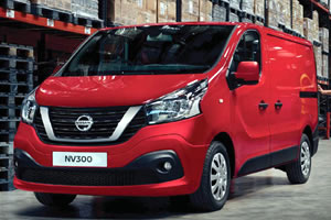 Cheap New Nissan NV300 Panel Van