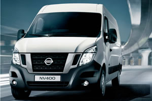 Nissan NV400 SE L3 H2 2.3 DCi 130PS FWD 3500KG in White
