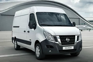 Nissan NV400 Panel Van