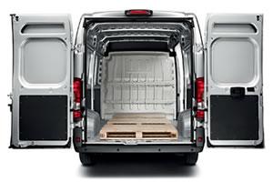 Peugeot Boxer Panel Van