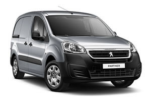 Cheap New Peugeot Partner Compact Van