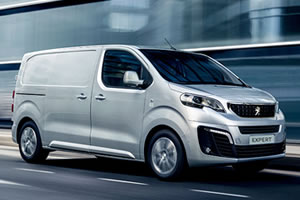Cheap New Peugeot Expert Panel Van