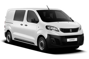 Cheap New Peugeot Expert Crew Van