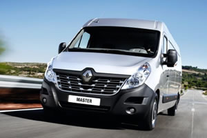 Cheap New Renault Master Panel Van
