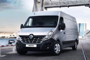 Renault Master Business Plus L3 H2 FWD LM35 DCi 135BHP in White