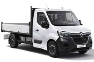 Cheap New Renault Master Tipper