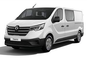 Renault Trafic Crew Van