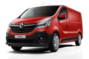 Cheap New Renault Trafic Panel Van