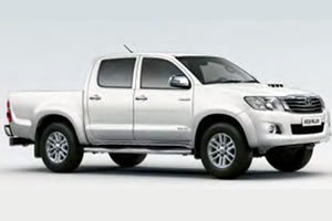Cheap New Toyota Hilux Pick Up