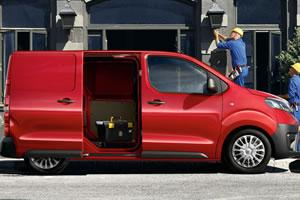 Toyota Proace Panel Van