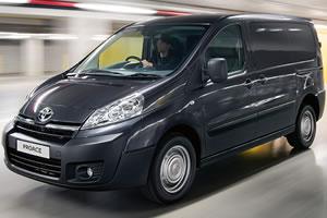 Cheap New Toyota Proace Panel Van