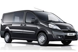 Cheap New Toyota Proace Crew Van
