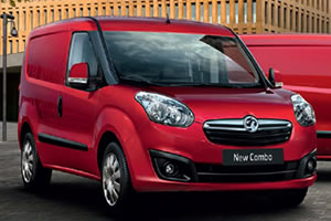 Cheap New Vauxhall Combo Compact Van