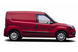 Vauxhall Combo Compact Van