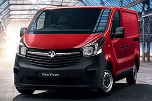 Vauxhall Vivaro Sportive L2 H1 2900 1.6 CDTi 16v BiTurbo 125PS Start/Stop ecoTEC Euro 6 BlueInjection in Black or Silver - Pre Reg 18 Plate
