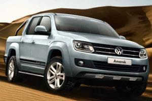 Cheap New VW Amarok Pick Up