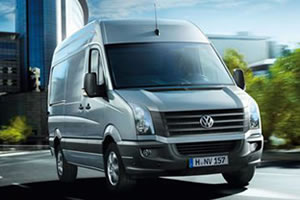 Volkswagen Crafter SWB CR30 2.0TDI 109PS BlueMotion