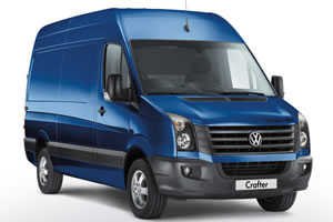 Volkswagen Crafter Panel Van