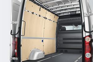 Volkswagen Crafter Panel Van