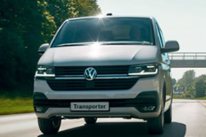 VW Transporter 6.1 T28 Startline SWB 2.0 TDi 110PS 5-Speed Manual in White with Business Pack