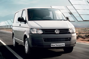 Cheap New VW Transporter Crew Van